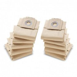 Flizelinowe worki filtracyjne T 7/1 CLASSIC 10 szt