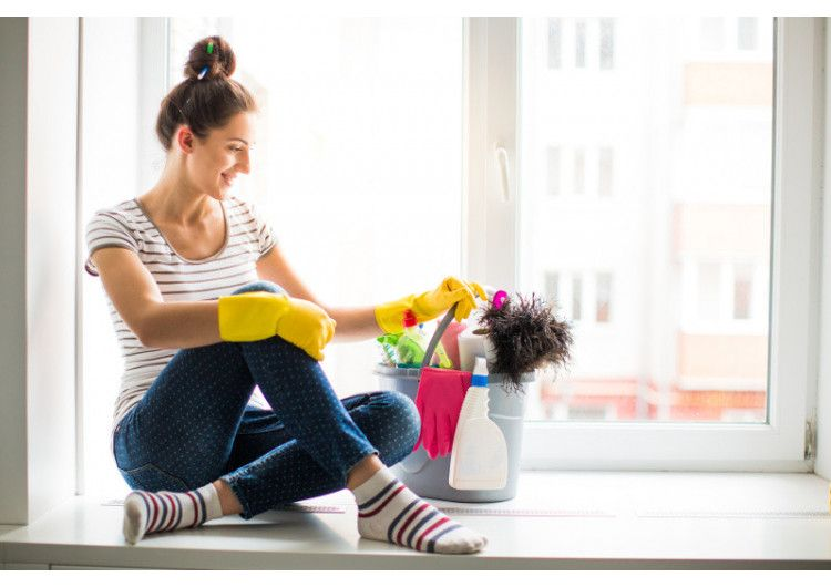 Korzyści ze stosowania myjek do okien